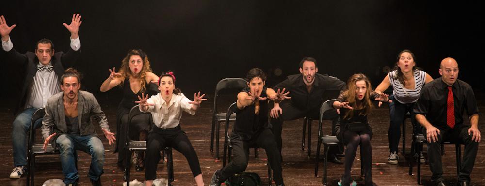 Tziporela Theatre Company אנסמבל ציפורלה